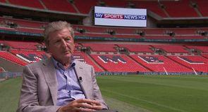 Roy Hodgson exclusive