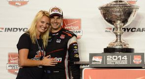 Power clinches IndyCar title