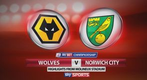 Wolves 1-0 Norwich