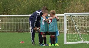 Sunderland's Little Dribblers