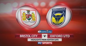 Bristol City 1-2 Oxford