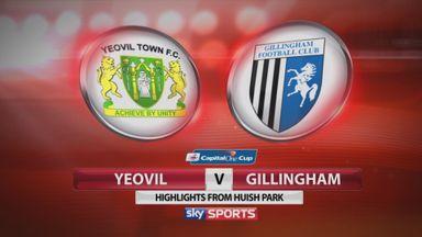 Yeovil 1-2 Gillingham