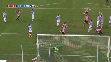 Ref disallows Iraizoz goal