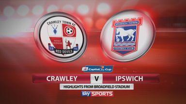 Crawley 1-0 Ipswich