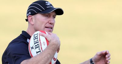 Sharks coach sees silver lining