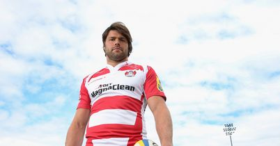 Palmer to be Gloucester's Thorn