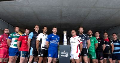 Season Preview: Guinness PRO12
