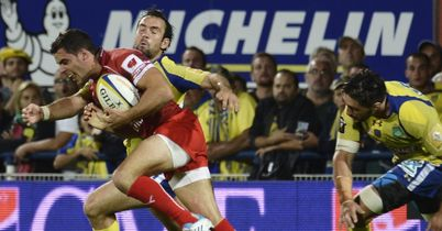 Clermont shocked by Montpellier
