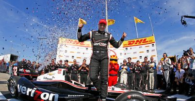 INDY RACING WILL POWER