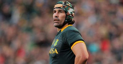 No scrum panic from Matfield