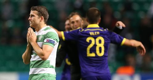 Walker: Celtic have fallen in stature