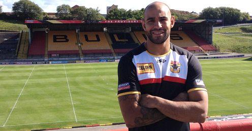 Walker named Bradford captain