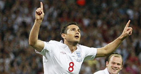 Thompson: Lampard an icon