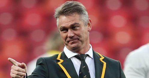 Heyneke Meyer SA coach 2014
