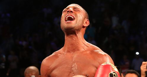 Kell Brook beat Shawn Porter to win the IBF welterweight title on Saturday night