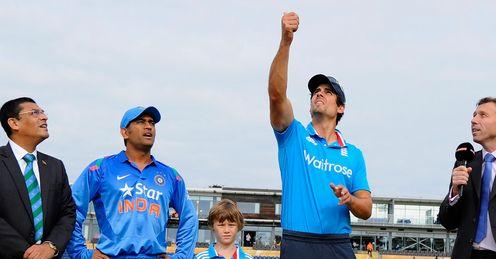 2nd ODI: Eng v Ind