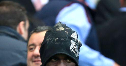 Chamberlin: Back Balotelli