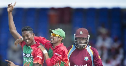 3rd ODI: WI v Bang