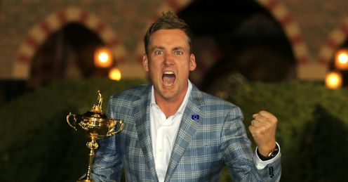 Poulter ready for Ryder Cup