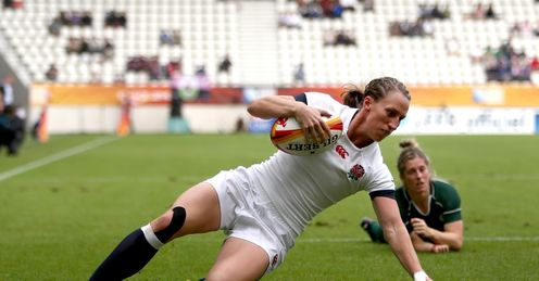 RUGBY UNION WORLD CUP Katherine Merchant