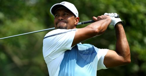 Woods on course for December return