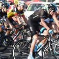 Chris Froome enjoyed a straightforward day in the saddle after his efforts on stage 11