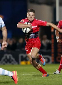 James O Connor Racing v Toulon 2014