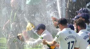 Yorkshire claim County Championship title