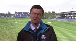 Gleneagles ready for Ryder Cup