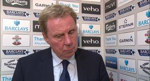 Redknapp praises QPR character