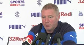 McCoist expects improvement