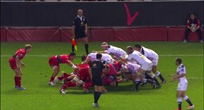 Toulon 24-28 Stade Francais - Highlights