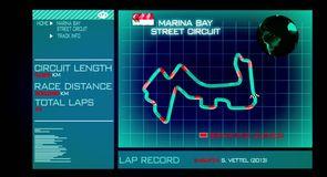 Singapore GP Track Guide