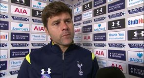Tired Spurs dissapoint Pochettino