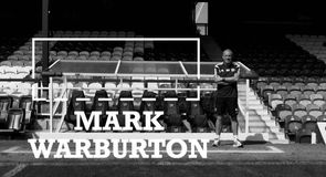 Technical Area - Mark Warburton