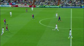 Goal of the night - Benzema
