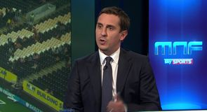 Neville: Pardew not solely to blame