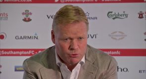 Koeman delighted with squad