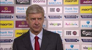 Aston Villa v Arsenal - Wenger