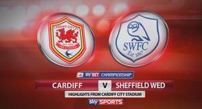 Cardiff 2-1 Sheff Wed