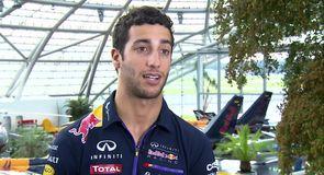 Ricciardo gearing-up for glory
