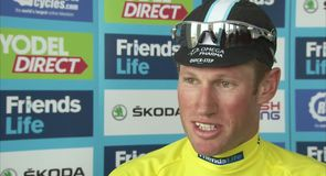 Renshaw leads Tour of Britain
