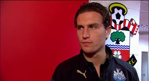 Southampton v Newcastle - Janmaat
