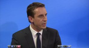 Neville slams 'soft-centred United'