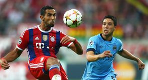 Bayern Munich v Manchester City