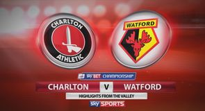 Charlton 1-0 Watford