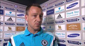 Chelsea v Swansea - Terry