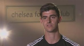 Thibaut Courtois - Extended Interview