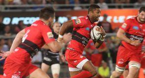 Toulon hammer 14-man Brive