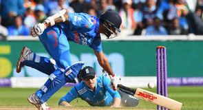 England v India - 4th ODI
